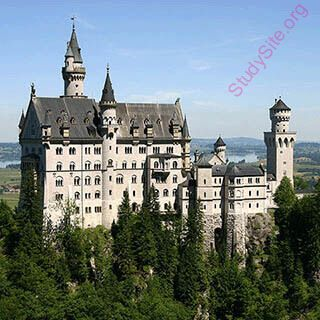 English to Afrikaans Dictionary - Meaning of Castle in Afrikaans is